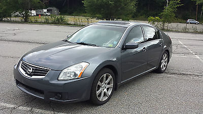 2007 nissan maxima se cars for sale. Black Bedroom Furniture Sets. Home Design Ideas
