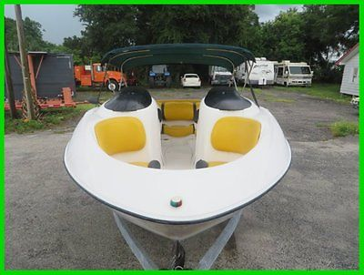 2000 YAMAHA LST1200Y TWIN JET ENGINES w/ TRAILER