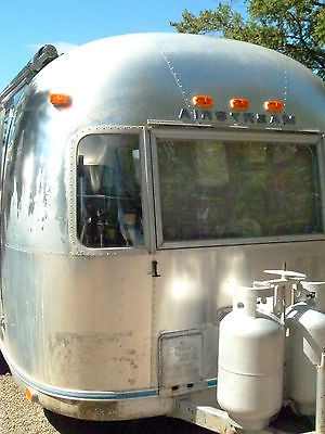 Airstream converted into Colorado Health Department Approved Kitchen