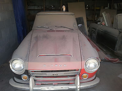Datsun : Other 1969 datsun 2000 roadster