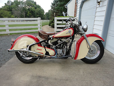 Indian : Chief 1946 indian chief