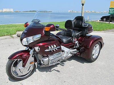 Honda gold wing motorcycles for sale in pinellas park florida for Honda pinellas park