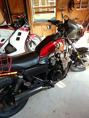 Honda : Nighthawk 1986 honda nighthawk cb 700 sc