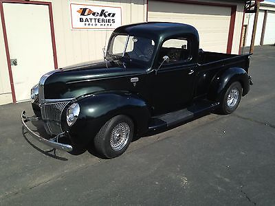 Ford : Other Pickups Hot Rod 1941 ford truck pickup hot rod