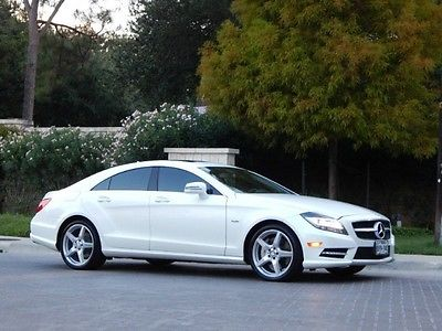 Mercedes-Benz : CLS-Class FreeShipping CLS550 4.6 BITURBO AMG PACKAGE! CPO WARRANTY 24K Miles!!! MINT! BACKUP CAMERA!
