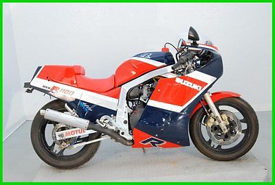 1986 Gsxr 1100 Motorcycles for sale