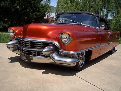 Cadillac : Other Convertible 1955 cadillac convertible custom