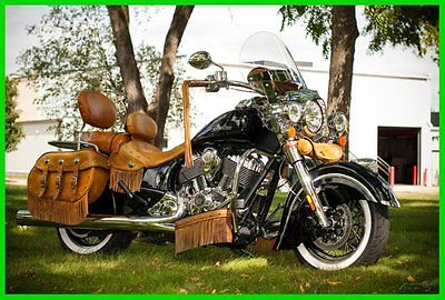 Indian : Chief 2014 indian chief vintage thunder black used