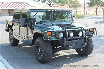 Other Makes : Hummer 4-Passenger Open Top Hard Doors 2000 hummer h 1 open top alpha spec thousands in upgrades