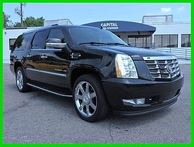 Cadillac : Escalade Luxury 2011 luxury used 6.2 l v 8 16 v automatic awd suv moonroof bose onstar