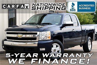 Chevrolet : Silverado 1500 LT 1LT Service Records Must See 5 Year Warranty Nationwide Shipping LT Silverado Truck