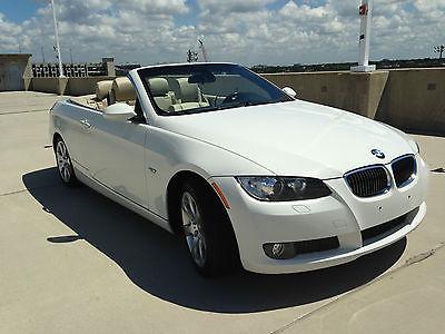 BMW : 3-Series Base Convertible 2-Door 2007 bmw 335 i base convertible 2 door 3.0 l