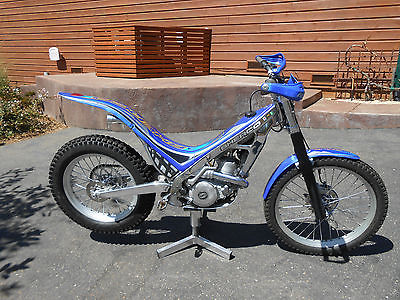 Other Makes : Sherco 2002 sherco 290 trials motorcycle