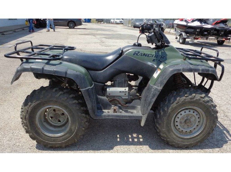 2003 Honda Rancher 350 Motorcycles for sale