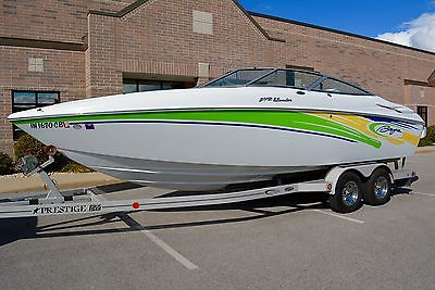 2004 Baja Islander 242 w/496 HO Mercruiser BOAT OF THE YEAR! Only 275 hours MINT
