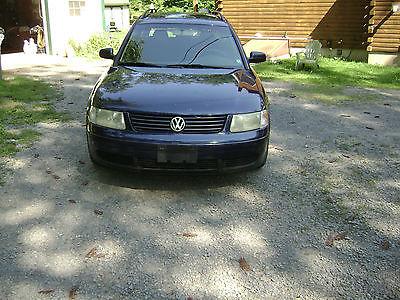 Volkswagen : Passat GLS Wagon 4-Door 2000 vw passat 4 door wagon