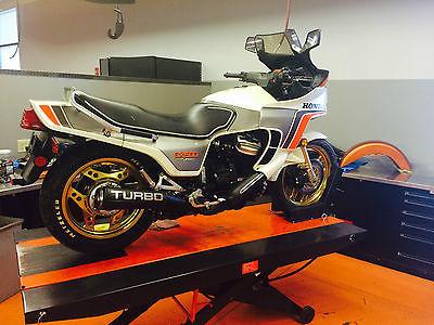 Honda : Other 1982 honda cx 500 turbo