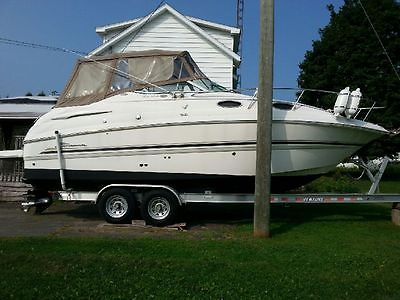 2002 Chaparral Signature 260 express cruiser