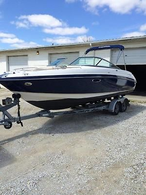 2006 Chaparral 246 SSI Bow Rider Boat With Trailer -New 330 hp Factory 5.7
