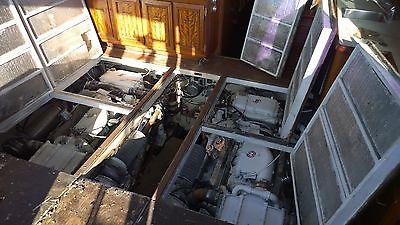 Detroit Diesel Boats for sale