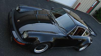 Porsche : 930 1977 porsche turbo carrera