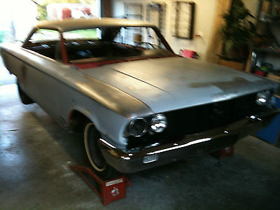 Ford : Galaxie 500 1963 1 2 ford galazy 500 fastback