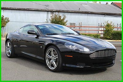 Aston Martin : DB9 Certified 2007 aston martin db 9 2600 original miles only