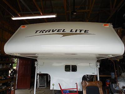 2011 Travel Lite 890SBRX Truck Camper