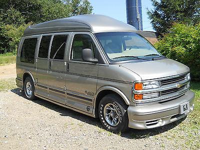 Chevrolet : Express 7 passenger Explorer Limited SE Conversion Chevrolet Express 1500 Limited SE Conversion Van, Excellent condition, 5.7L,