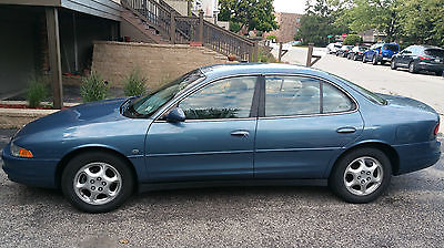 Oldsmobile : Intrigue G 1999 oldsmobile intrigue elderly owned low miles runs great