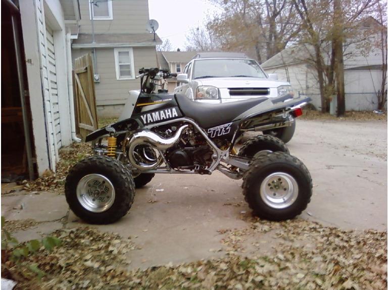2002 Yamaha Banshee 350