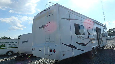 2008 Hearltand RV Big Horn 3055RL For Sale Repairable Best Deal Nationwide