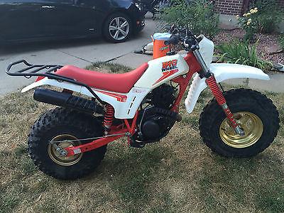 Yamaha Bw Big Wheel Motorcycle