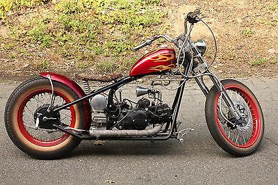 Other Makes : Kikker 5150 Hardknock Kikker 5150 Custom Chopper Bobber Old School Style