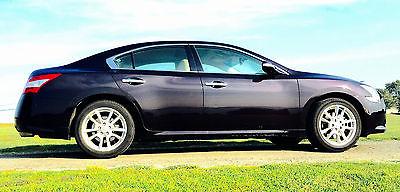 Nissan : Maxima SV Sedan 4-Door 2011 nissan maxima sv sedan 4 door 3.5 l