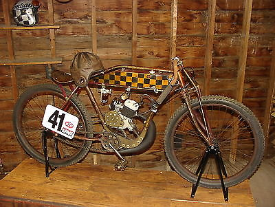 Indian board track racer, cafe racer, excelsior,other makes,pre war,ducati, ahrma