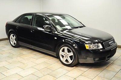 Audi : A4 1.8T AWD 2003 audi a 4 1.8 t awd 5 speed sport