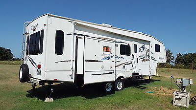 Towable RVs & Campers : Fifth Wheel RVs