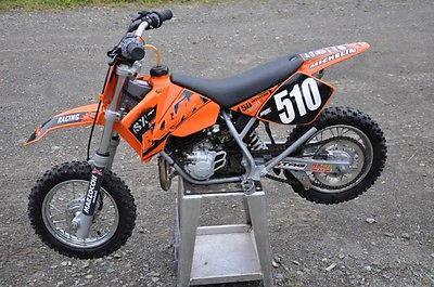 KTM : Other KTM 50 MINI ADVENTURE   GREAT SHAPE