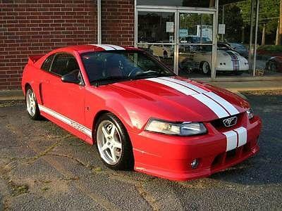 Ford : Mustang Roush 360R 2002 ford mustang roush 360 r collector car all options 18 k miles 51 k new