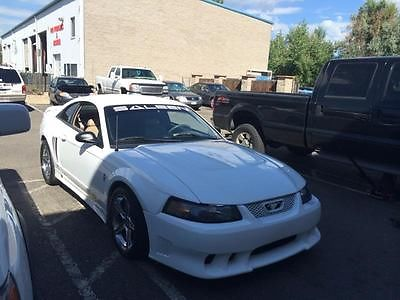 Ford : Mustang Saleen 2000 ford saleen mustang supercharged no 734, 2