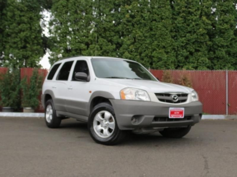 2001 Mazda Tribute 4x4 Cars For Sale