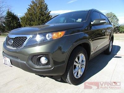 Kia : Sorento LX Sport Utility 4-Door 2013 sorento back up camera bluetooth well maintained tx one owner clean carfax