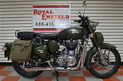 Royal Enfield Bullet C5 Military Motorcycles For Sale In Texas