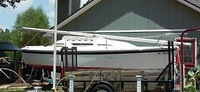 Gastron Spirit 6.5 Sailboat (Spirit 21)