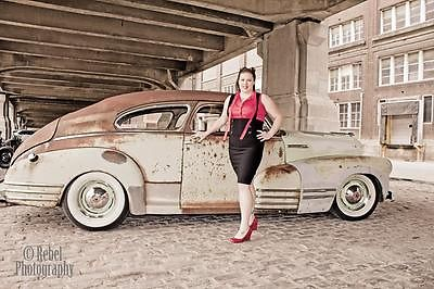 Chevrolet : Other FLEETLINE 1948 chevrolet fleetline rat rod lowered slammed patina ratrod great driver
