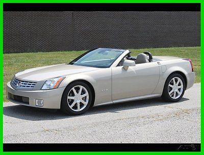 Cadillac : XLR Base Convertible 2-Door 2006 used 4.6 l v 8 32 v automatic rwd convertible onstar bose