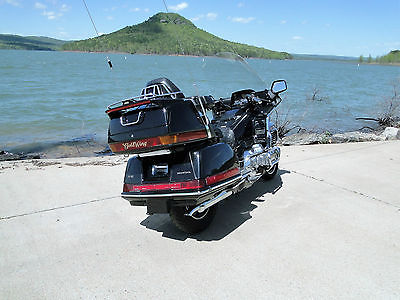 Honda : Gold Wing 1997 honda goldwing gl 1500 se