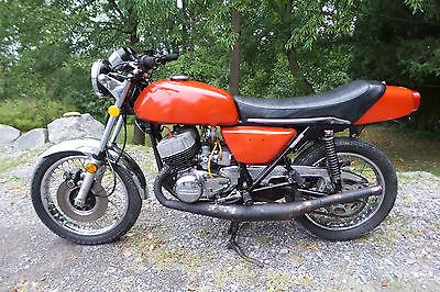 Kawasaki : Other 1974 kawasaki h 2 750 triple two stroke motorcycle