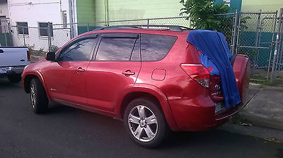 Toyota : RAV4 Sport Sport Utility 4-Door 2007 toyota rav 4 sport sport utility 4 door 3.5 l